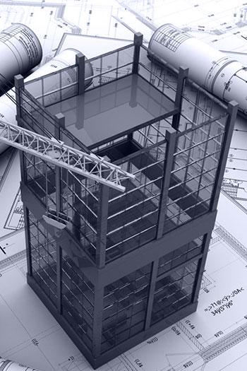 Создание моделей зданий (BIM)